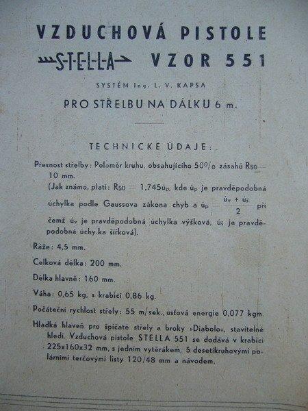 Stella 551