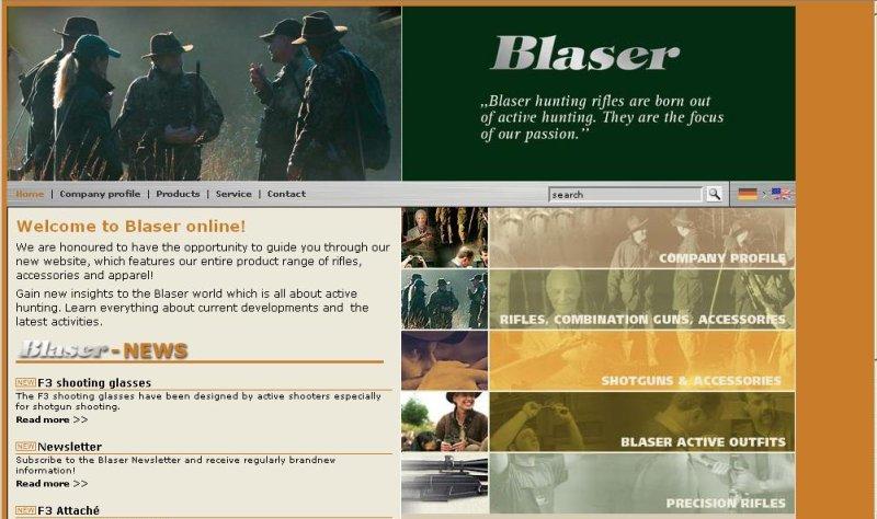 Blaser-nový-titul