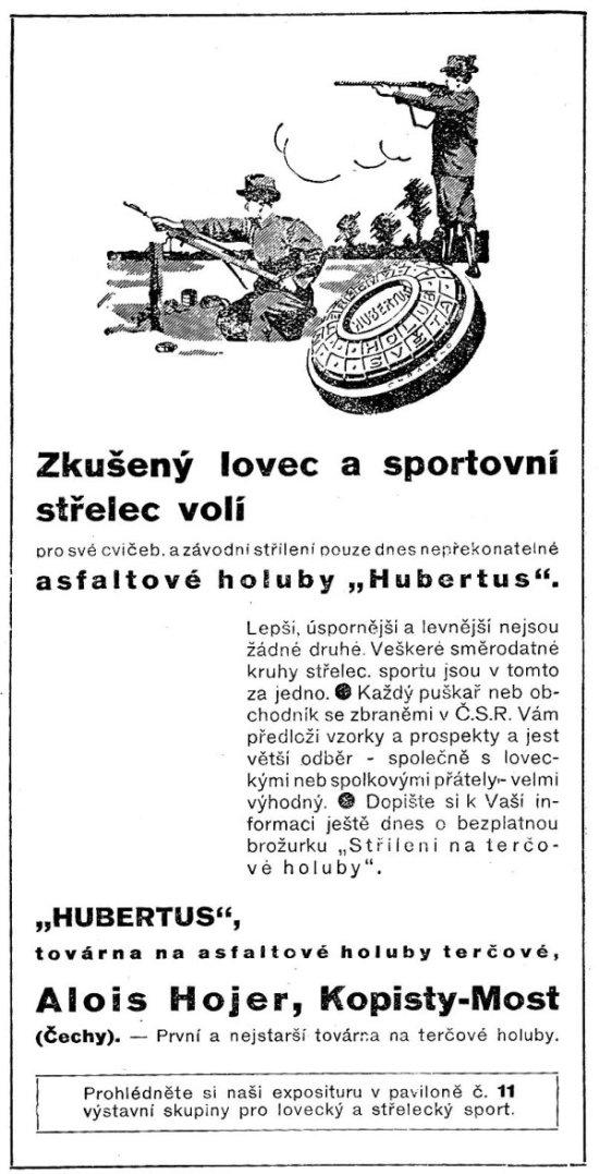 Holubi Hubertus