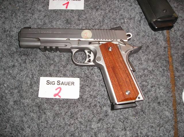 Sigarms GSR 1911 45 ACP