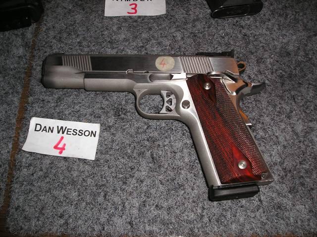 Dan Wesson 1911 PM 7 45 ACP