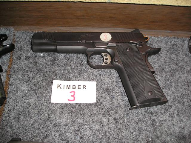Kimber Custom II 45 ACP