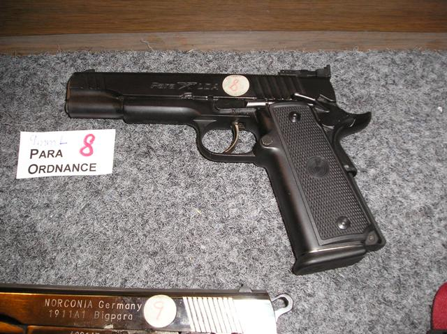 Para Ordnance CX 189 LDA 9 mm Luger