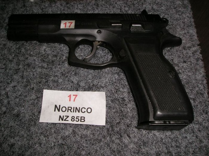 Norinco NZ 85B