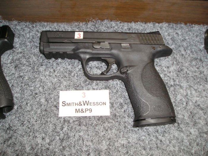 Smith&Wesson M&P9