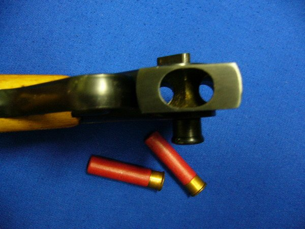 Startovací pistole Lov 2