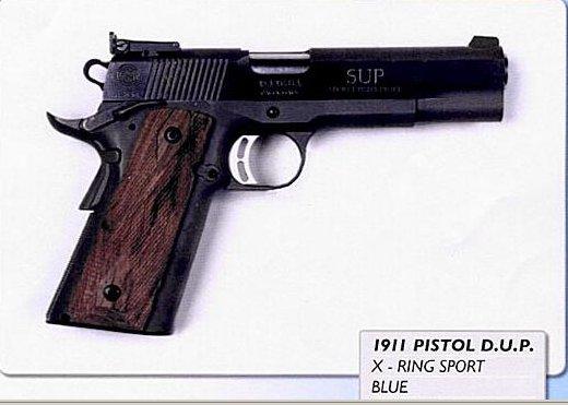 Mateba-pistole