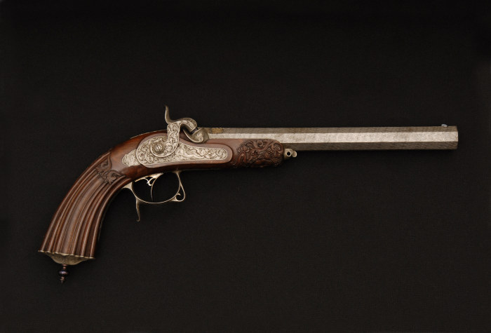Pistole Lebeda