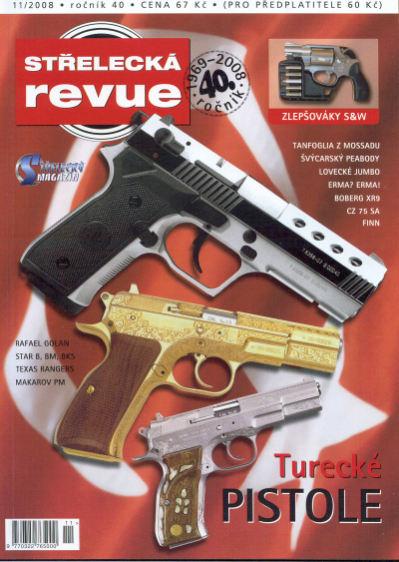 Střelecká revue 11/2008