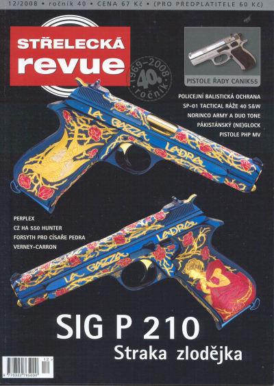 Střelecká revue 12/2008