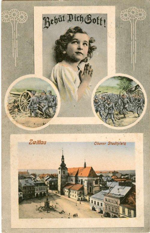 Svitavy 1915