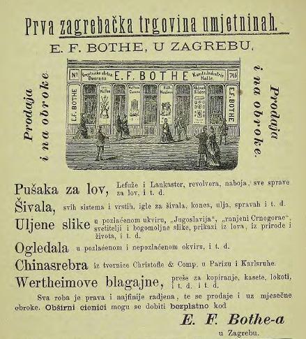 Bothe u Zagrebu