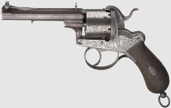 Lebeda revolver