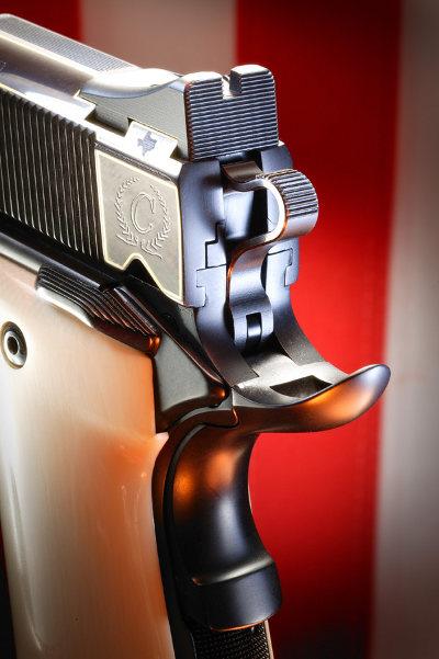 Bush Pistole