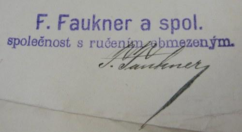 Faukner-podpis
