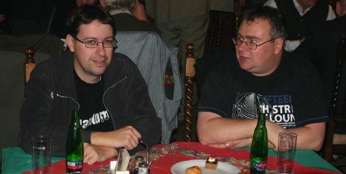 David Pazdera a Martin Dubánek