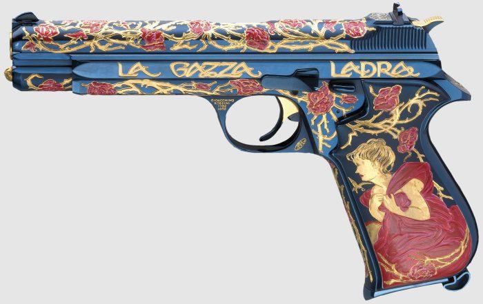 Pistole La Gazza Ladra
