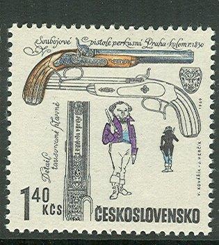 A.V.Lebeda-známky