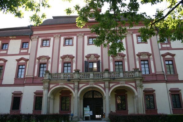 Lovecké muzeum Ohrada