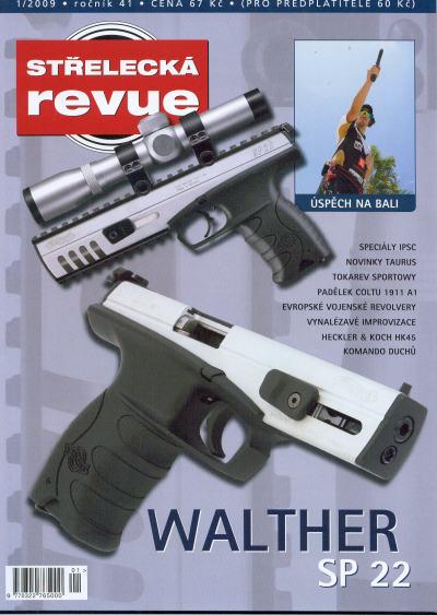 Střelecká revue 1/2009