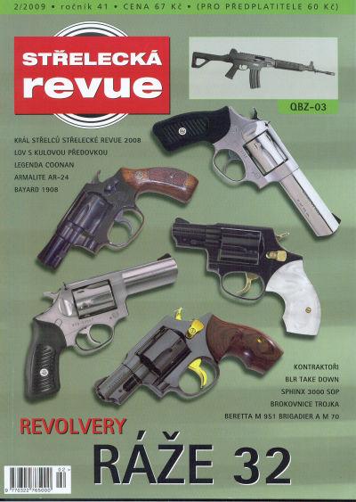 Střelecká revue 2/2009