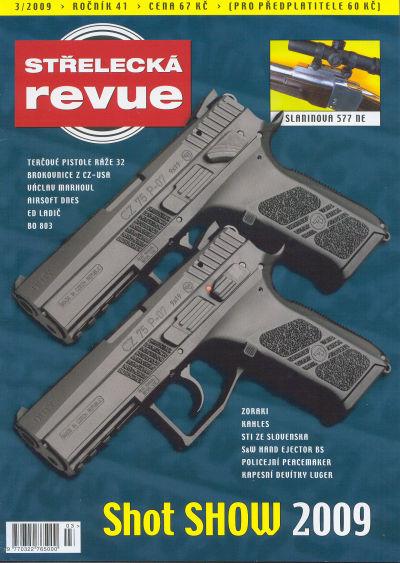 Střelecká revue 3/2009