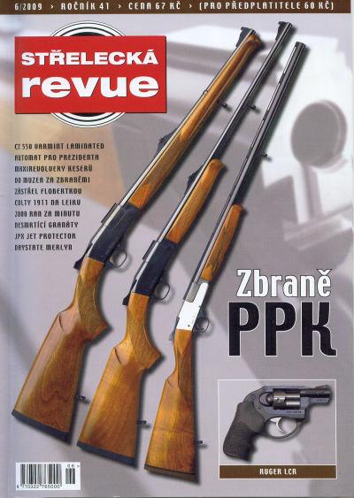 Střelecká revue 6/2009