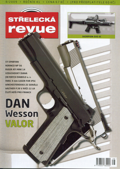 Střelecká revue 8/2009