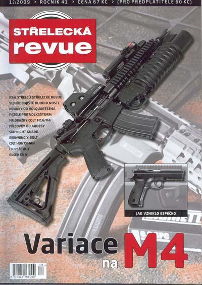 Střelecká revue 12/2009