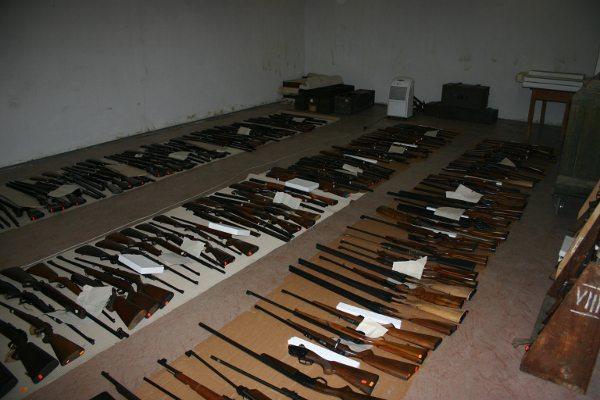 Zbrojovka Brno-sbírka zbraní