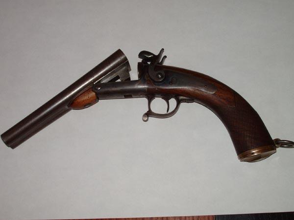 Lebeda pistole