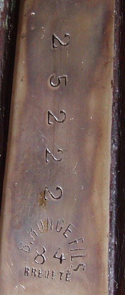 Ronge-detail značky