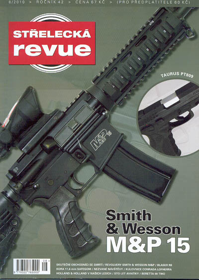 Střelecká revue 8/2010