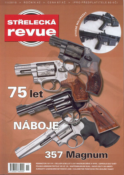 Střelecká revue 11/2010