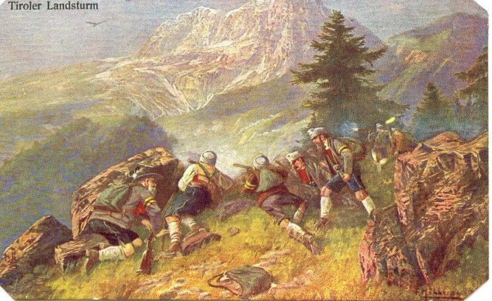 Tyrolská zeměbrana