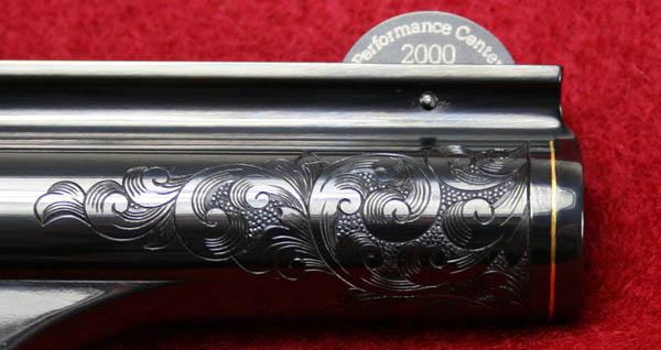 Revolver Schofield-detail